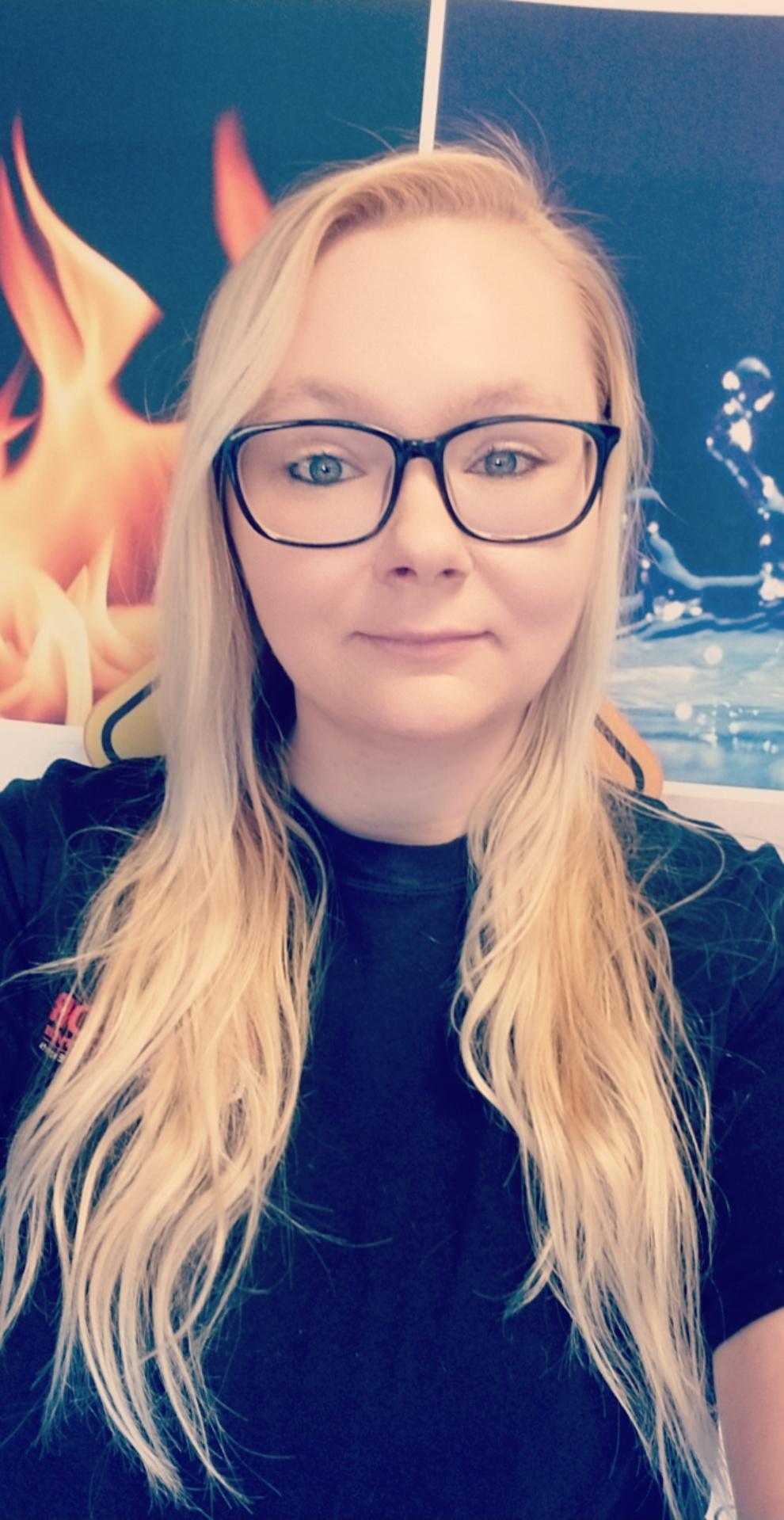 Ashley Barron Administrative Assistant